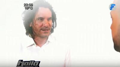 """Mario Cimarro formó parte de la ficción de """"Baila Conmigo"""""""