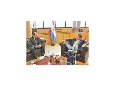 Canciller aguarda reunión de técnicos en torno a Itaipú