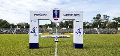 Guaira prepara una fiesta para recibir a Olimpia por Copa Paraguay