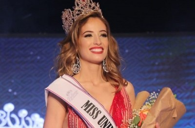'Habemus' Miss Universo Paraguay 2019