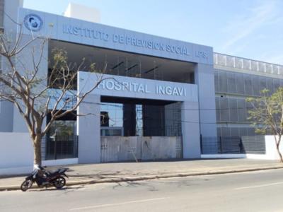Nuevo edificio de la Clínica Periférica Ingavi habilitado parcialmente