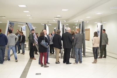 Loma Plata: Realizan exposición sobre transición energética de Alemania