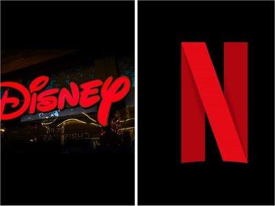 ¿Netflix o Disney+? Las diferencias marcadas de un versus esperado