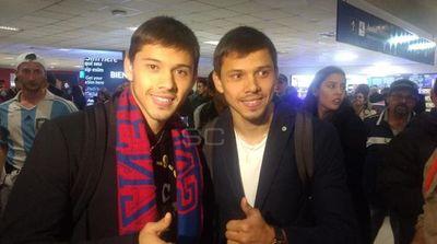 """Los """"Mellis"""" renovarán si Paraguay va a Qatar"""