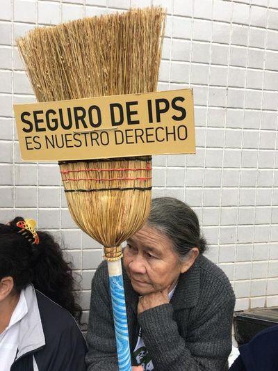 A partir de hoy habilitan inscripción de empleo doméstico parcial al IPS