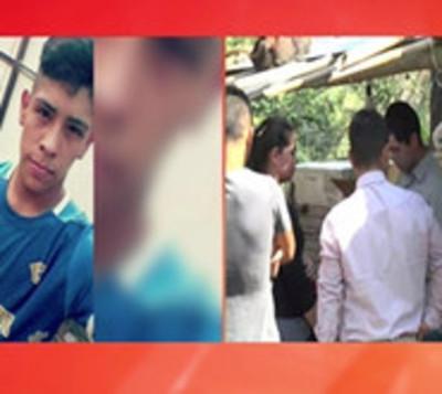 Detienen a un sujeto por el homicidio del joven en Villeta