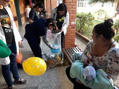 Servicio de Pediatría de Clínicas agasajará a pacientes por el Día del Niño