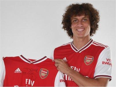 David Luiz, con nuevo equipo en la Premier