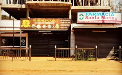 Asalto a minimercado y una farmacia en Hernandarias