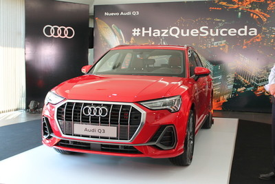 El nuevo Audi Q3 llega más atractivo y versátil