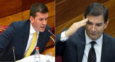 Ovelar y Godoy se retiran de comisión que investigará caso Itaipú