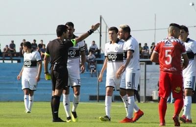 Olimpia golea y avanza en Copa Paraguay