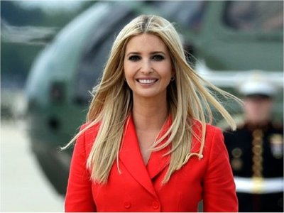 Ivanka Trump visitará Paraguay para empoderar a mujeres