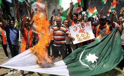 Detenidos más de 500 políticos en Cachemira tras la revocación de la autonomía en la región