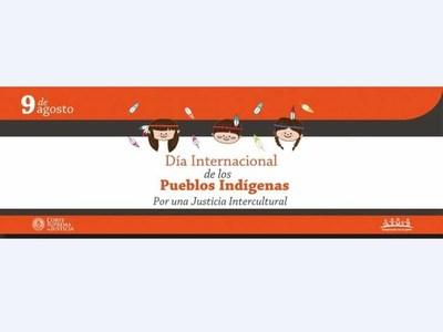 CSJ conmemora hoy  Día Internacional de los Pueblos Indígenas