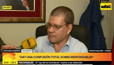 Senador Antonio Barrios: cartismo rechaza oferta de cogobierno