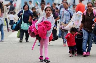 La crisis de Venezuela se profundiza y los más vulnerables se suman al éxodo