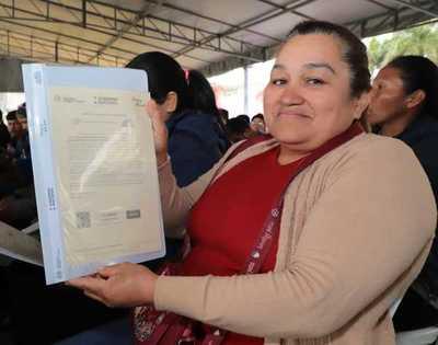 Gobierno entrega 1.000 subsidios habitacionales a familias en situación de vulnerabilidad
