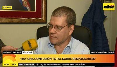 """""""No existe ninguna posibilidad de cogobierno"""", según senador Barrios"""