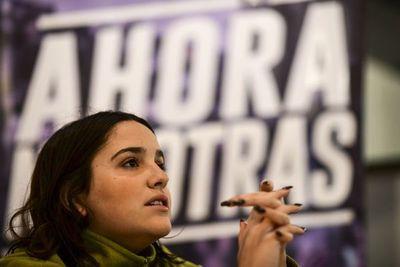 En Argentina las más jóvenes se lanzan a la disputa del poder