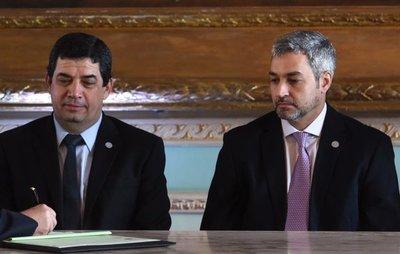 Fiscalía citará a Mario Abdo y Hugo Velázquez por caso Itaipú