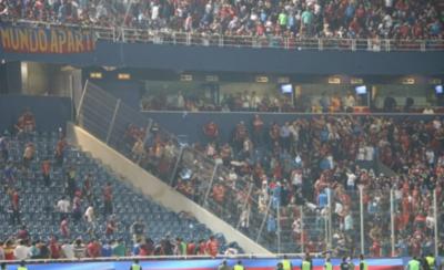 HOY / Sendas multas a San Lorenzo y Cerro Porteño