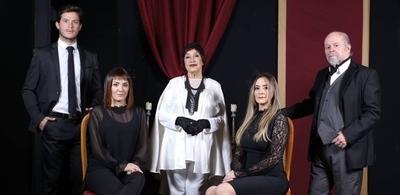 """HOY / Sigue en escena la obra teatral """"El Funeral"""""""