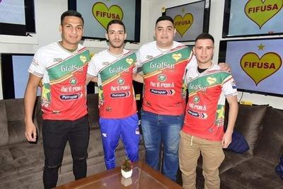 Presentan refuerzos en San Ignacio de cara al Nacional de fútbol de salón