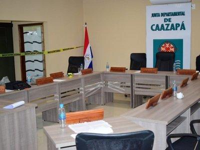 Concejales de Caazapá renovarán autoridades este sábado