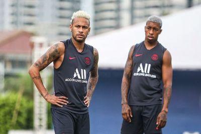 Neymar no concentra con el PSG