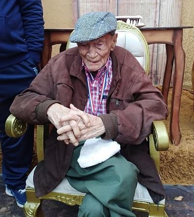 Veterano del Chaco cumple 109 años en Yby Ya´u