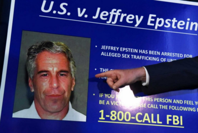 Hallan muerto en su celda a Epstein, magnate acusado de tráfico sexual