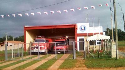 Atacan móvil de bomberos de Itá