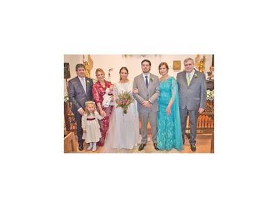 El matrimonio de Florencia Troche y José Llano