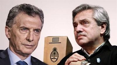 Argentina celebra unas polarizadas elecciones primarias, en un escenario de recesión económica