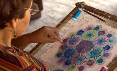 HOY / Arpa paraguaya y tejidos de ñanduti son muy valorados en Japón