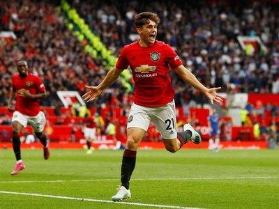 El Manchester United le da un baño de realidad a Lampard