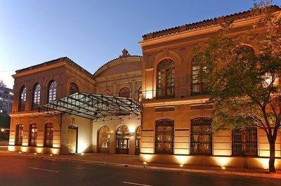 Tras evacuación, descartan gas tóxico en sede del Teatro Municipal