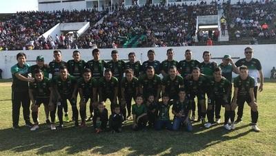 Cerro Cora es el campeón del fútbol concepcionero