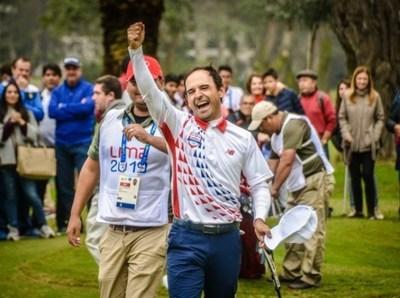 Paraguay logra por primera vez Oro en Panamericano de Golf