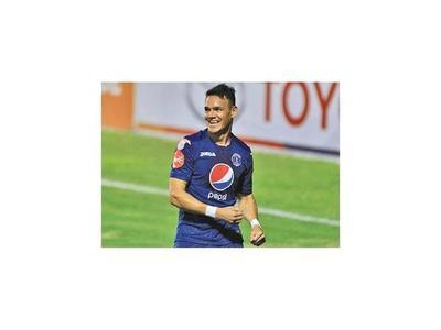 Roberto Moreira le da la victoria al Motagua
