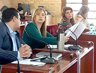 Concejal Lilian González defiende tenazmente adjudicación a empresas ligadas a los Zacarías