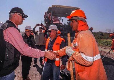 MOPC adjudica reconstrucción de la Transchaco por USD 145 millones