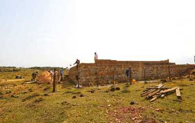 Avanza la construcción en homenaje a los niños mártires de Acosta Ñu
