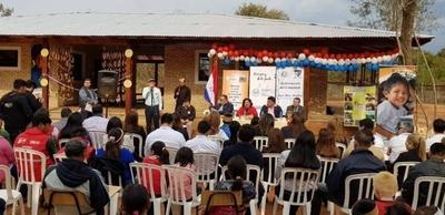 HOY / Inauguran Centro de Rehabilitación con donación de Telebingo Triple
