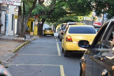 Bloquean tramo de calle Ana Díaz desde este lunes