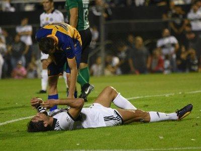 Lo que dijo el árbitro acerca de la dura entrada a Roque