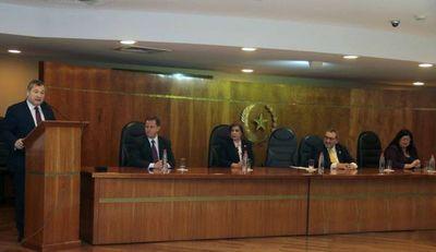 Corte Suprema presentó observatorio de causas judiciales