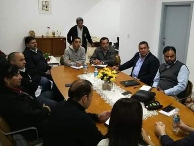 Proyectan la habilitación de un Centro Regulador de Salud en Ayolas, con apoyo de la EBY