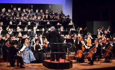"""HOY / La Osca presenta """"Una sinfonía para el mundo"""", iniciando las celebraciones de Asu482"""